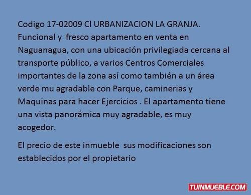 apartamentos en venta 17-02009 cl
