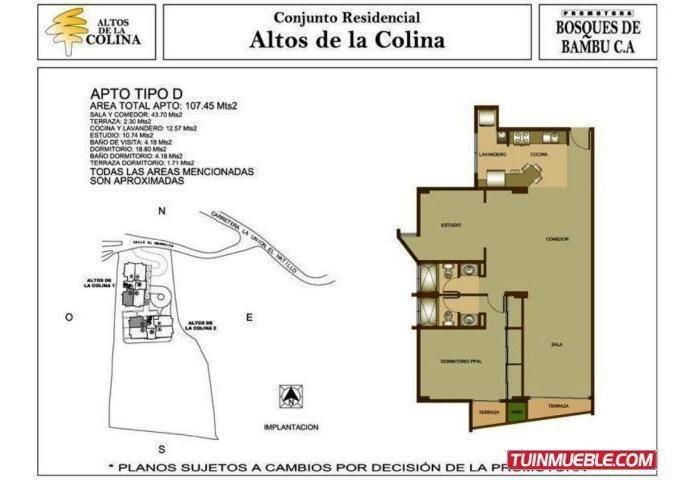 apartamentos en venta 18-13224