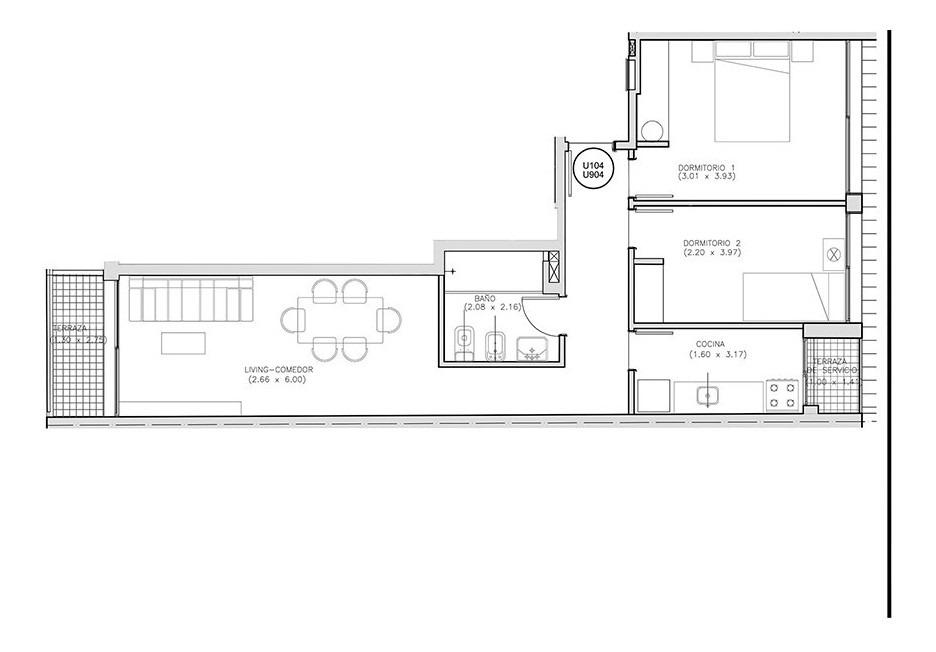 apartamentos en venta en quadra centrum.