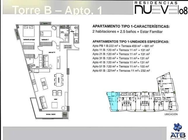 apartamentos en venta jp ybz 10 mls #17-6021 -- 04141818886