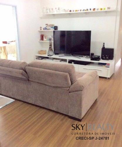 apartamentos - jardim caravelas - ref: 8395 - v-8395