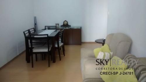 apartamentos - jardim marajoara - ref: 8429 - v-8429
