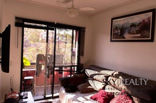apartamentos - jardim ubirajara (zona sul) - ref: 2405 - v-2405