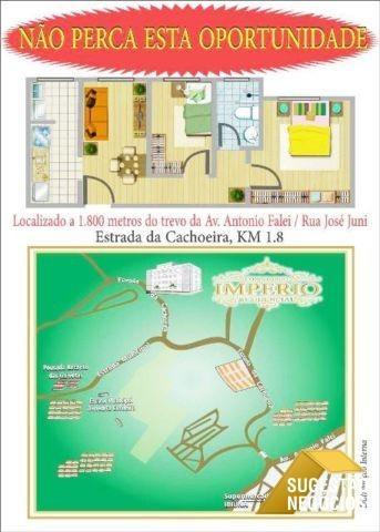 apartamentos lançamento residencial império - 2373