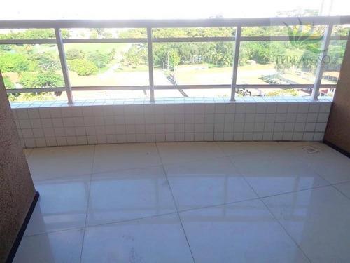apartamentos novos, com fino acabamento próx. ao 23° bc - ap0437