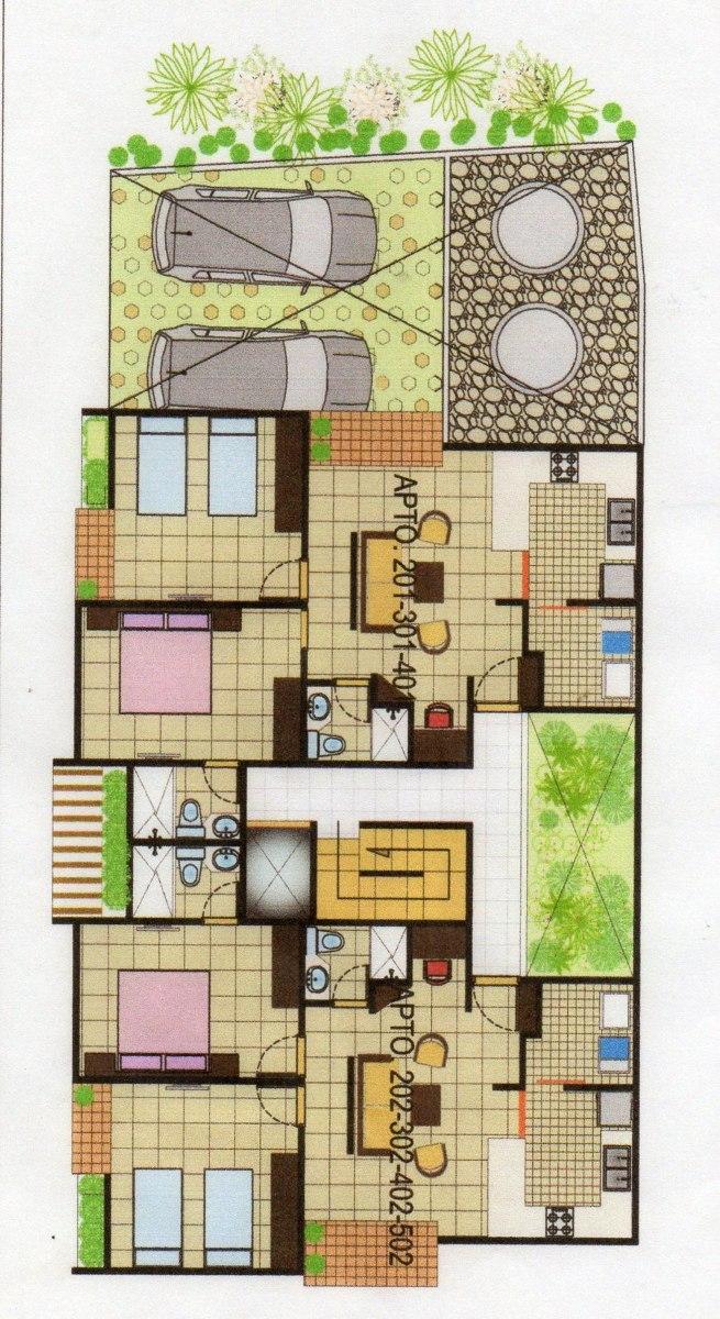 apartamentos nuevo proyecto