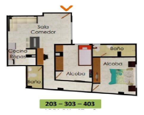 apartamentos nuevos suba rincon proyecto la esmeralda no vis