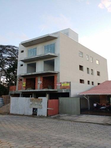 apartamentos para venda a 350 metros do mar - praia alegre - penha/sc - 240j