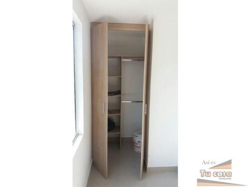 apartamentos piso 2 y 6, sector: caldas. asi es tu casa