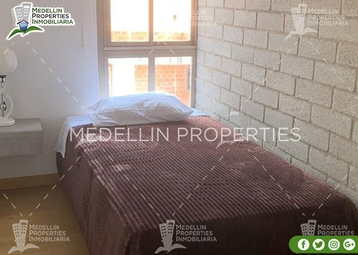apartamentos por dias en medellín cod: 5138