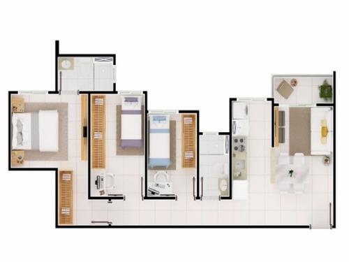 apartamentos reserva vista verde em indaiatuba sp - ap-005 - 3108545