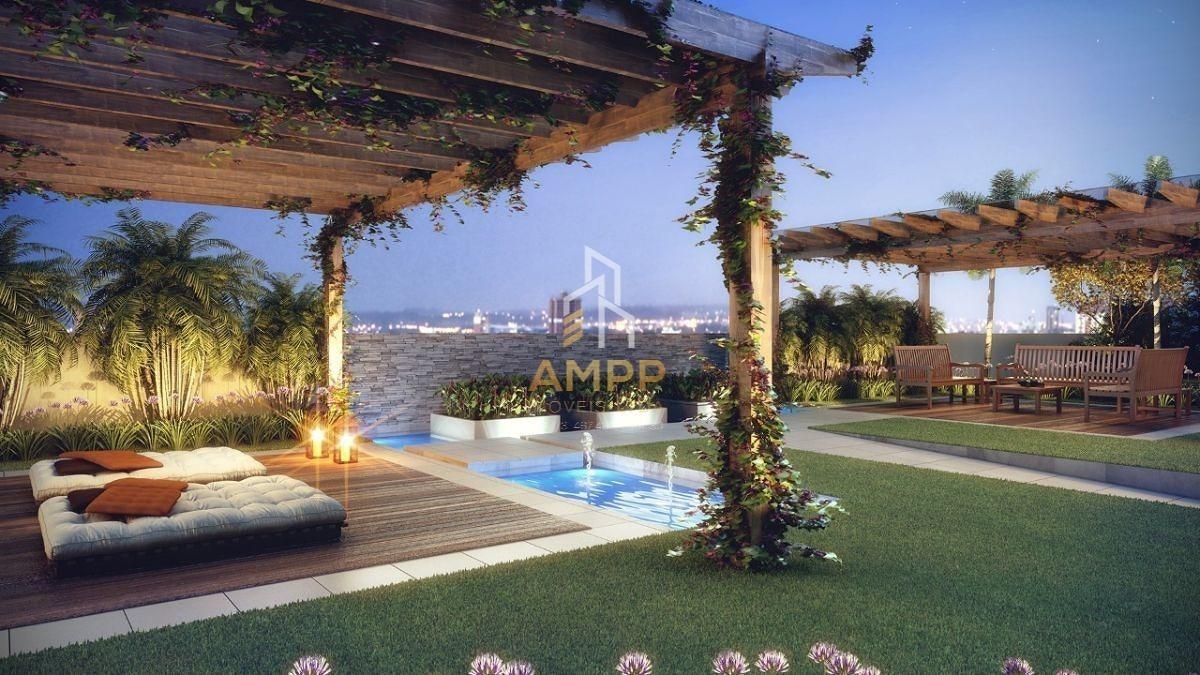 apartamentos - residencial - condomínio the gardens seasons                  - 1066