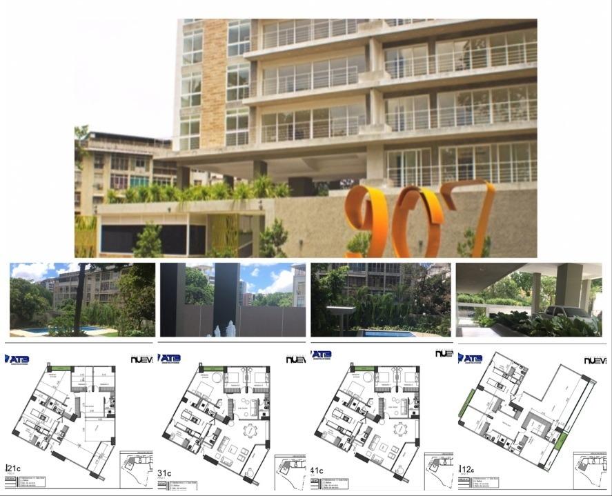 apartamentos residencias 907 caracas country club