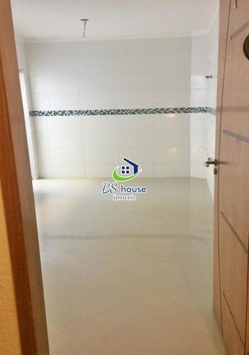apartamentos sem condomínio vila guiomar prontos - 5701