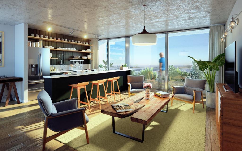 apartamentos venta 2 dormitorios centro