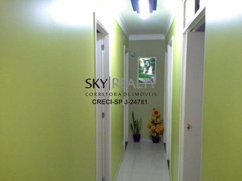 apartamentos - vila isa - ref: 5344 - v-5344