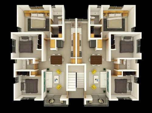 apartamentos y casa de venta santo domingo norte, y solares