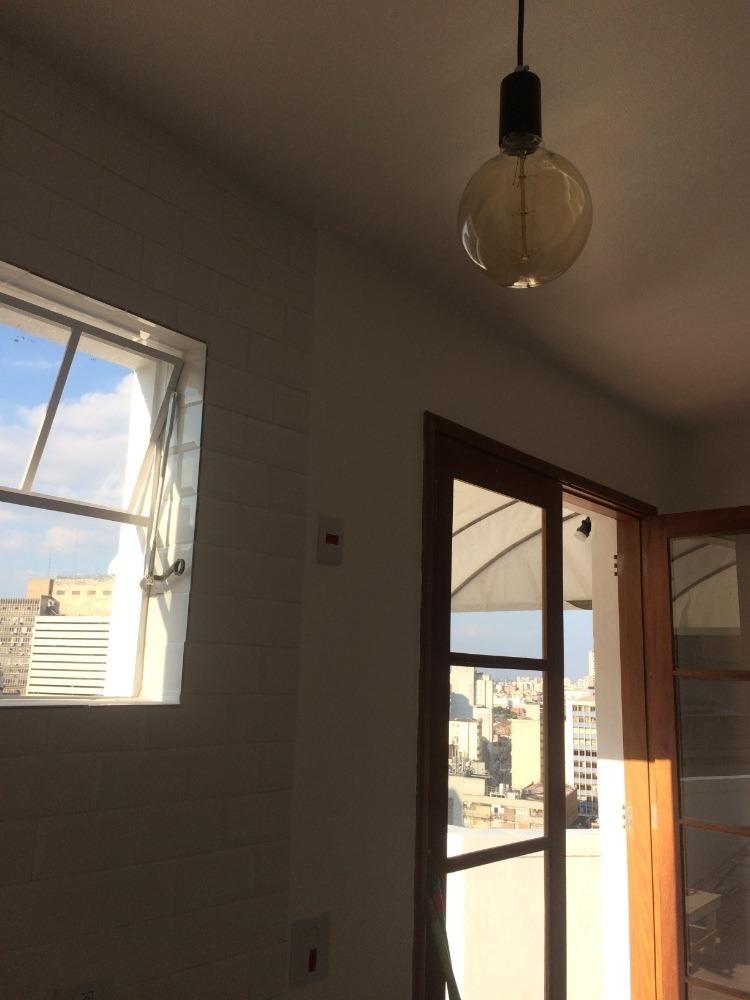 apartamento/studio centro são paulo