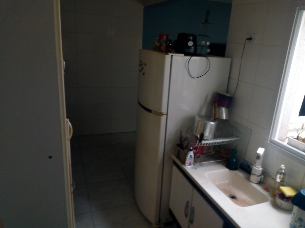 apartatamento de cobertura + quarto externo