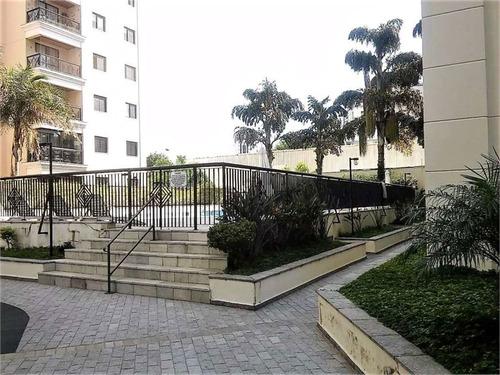 apartmento moderno e com 2 vagas no butantã! - 353-im398729