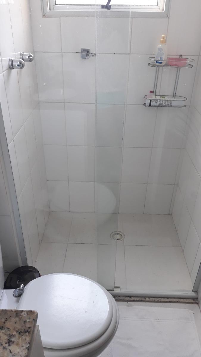 aparto 2 vagas, 2 banheiro 349 mil