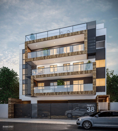apastamentos de 4 quartos tijuca trietto residencial