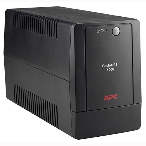 apc back-ups bx1000l-lm 110/120v 600vatios 1000va 6 salidas