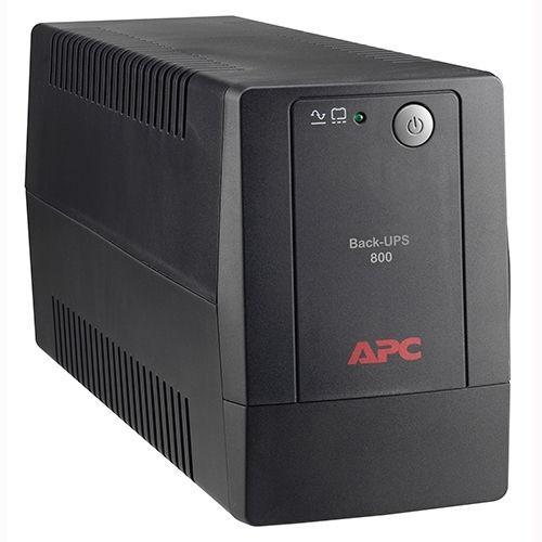 apc back-ups bx800l-lm 110/120v 600vatios 1000va 6 salidas