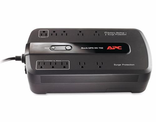 apc be750g back-ups 750 va 450 watts 10 salidas