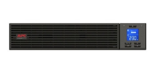 apc easy ups on-line srv rm 3000 va 230v + kit de guías