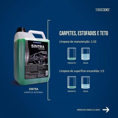 apc limpeza de interiores sintra vonixx concentrado 5 litros
