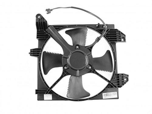 apdi 6026119 la / c conjunto de ventilador de condensador