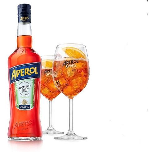 aperitivo aperol kit 4 garrafas promocao barato frete gratis