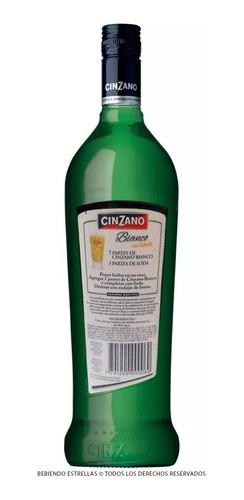 aperitivo cinzano bianco 950 ml