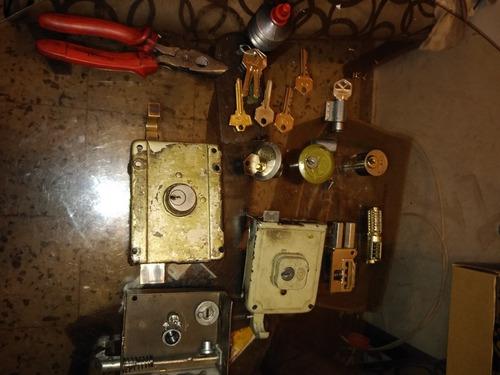 apertura, reparación y cambio de clave y chapa