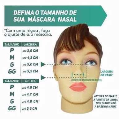 apex xt fit  com máscara nasal - apneia do sono c p a p