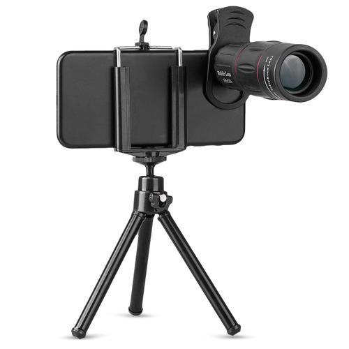 apexel apl - t18zj 18x zoom óptico telefoto telescopio