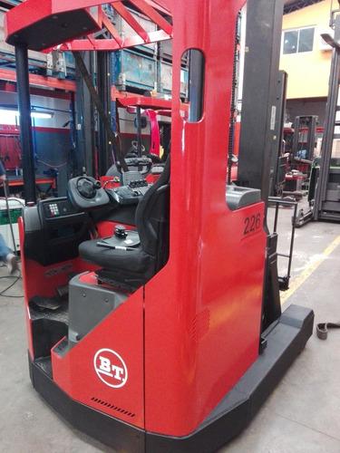 apilador bt rrb3 1600 kg  con batería y cargador
