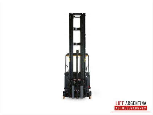 apilador cat - carga 1.400 kilos - entrega inmediata
