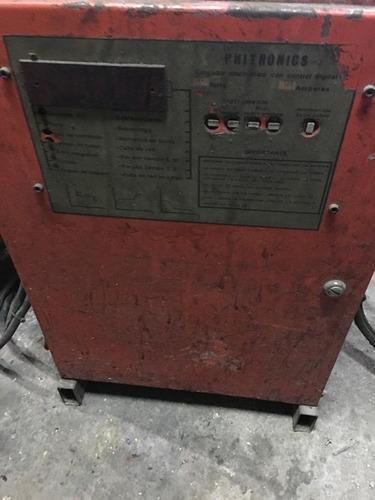 apilador elecrtico 1500 kg con cargador y bateria