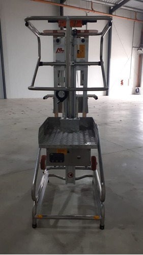 apilador eléctrico autopropulsado
