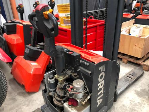apilador eléctrico fortia,1,4-1,6.toneladas.direc de fábrica
