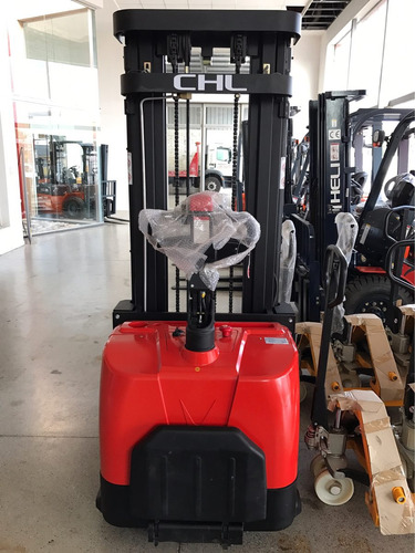 apilador eléctrico hombre a bordo heli / chl 0km 1600kg 5mts