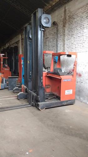 apilador eléctrico reach bt rt1350 usado premec oportunidad