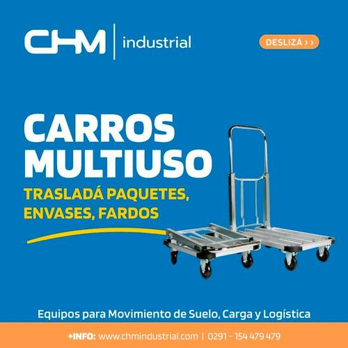 apilador hidráulico manual para 1000 kg, 1500 kg y 2000 kg
