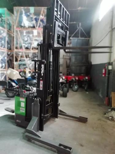 apilador sampi auto elevador eléctrico