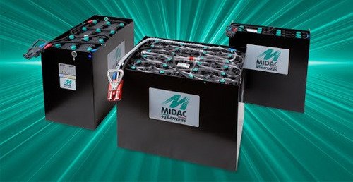 apilador   toyota bt 1.6tn 9mts bateria sueca nueva