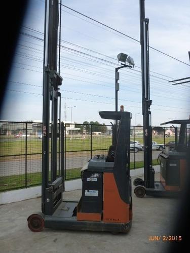 apiladora eléctrica - still fm 14 venta y alquiler