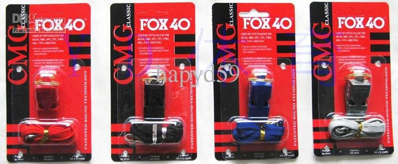 5998e2bb18542 apito fox 40 classic com cordão - oficial - frete grátis. Carregando zoom.