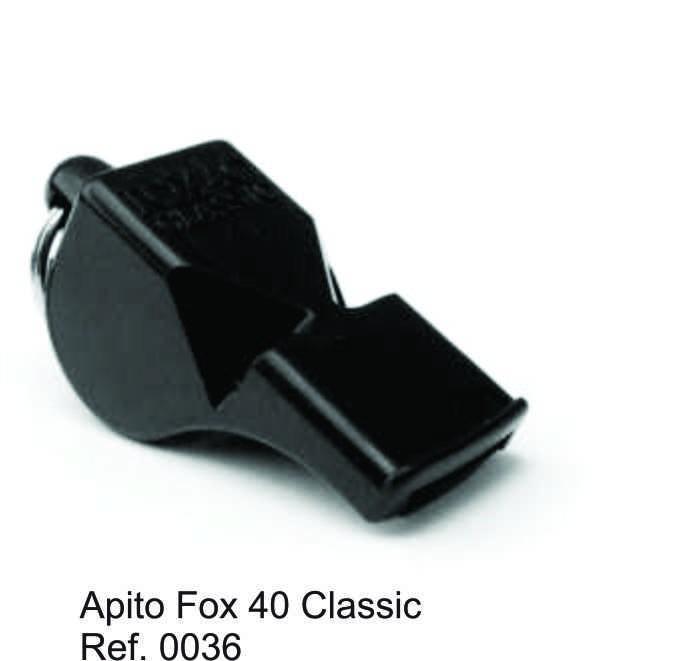 83d588a98d75e Apito Fox 40 Classic Com Cordão Unidade - R  43